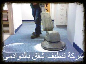 شركة تنظيف شقق بالدوادمي